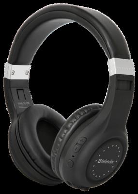 Беспроводная гарнитура FreeMotion B551 черный, Bluetooth