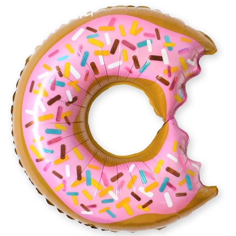 Пончик Надкусанный