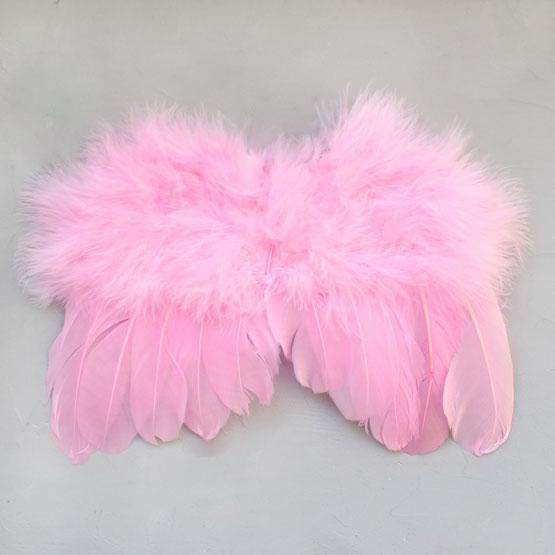 Кукольный аксессуар Крылья-ангел-розовые