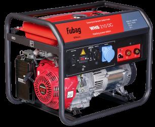 Сварочный генератор FUBAG WHS 210 DC
