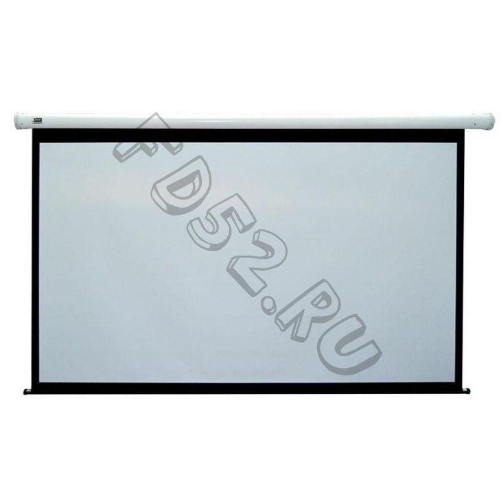 Экран настенный моторизированный Solution 240x135