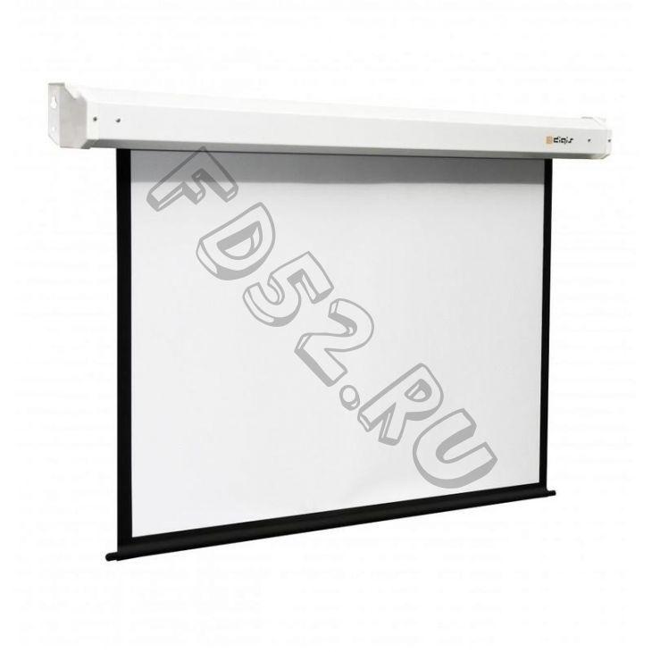 Экран настенный моторизированный 300х225 DSEM-4307