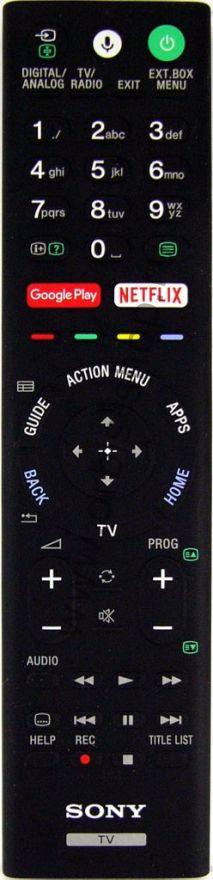 Пульт Sony RMF-TX220E