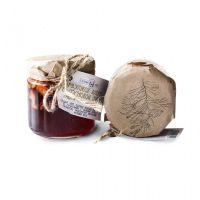 Варенье из сосновой шишки с ассорти орехов 240г, Таёжный Тайник