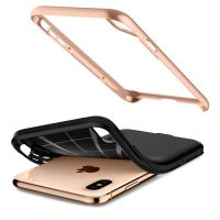 Оригинальный чехол SGP Spigen Neo Hybrid для iPhone XS Max золотой: купить недорого в Москве — выгодные цены в интернет-магазине противоударных чехлов для телефонов айфон XS Max — «Elite-Case.ru»