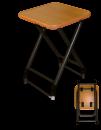 Стул туриста складной (сиденье ЛСДП) ТС