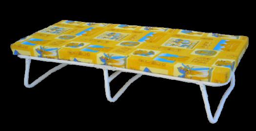 """Кровать  """"Ника"""" (сетка) до 150кг 1903х811х430"""