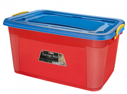 """Контейнер """"Storage Box"""" 50л. на колёсах"""