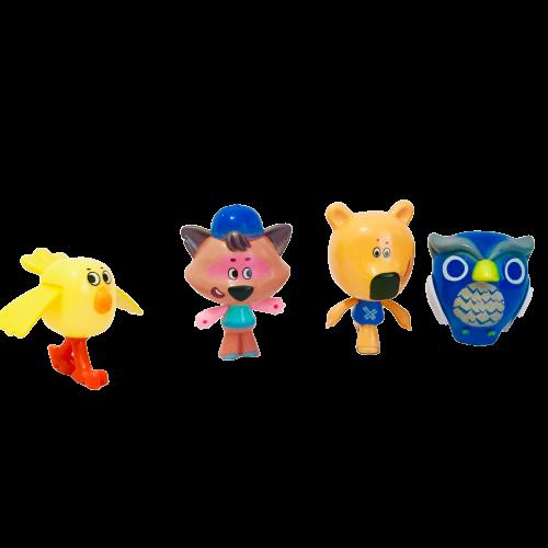 Ми-Ми-Мишки, фигурки героев из мультфильма