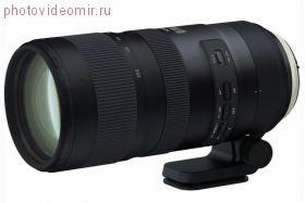 Объектив Tamron SP AF 70-200mm f/2.8 Di VC USD G2 Nikon F