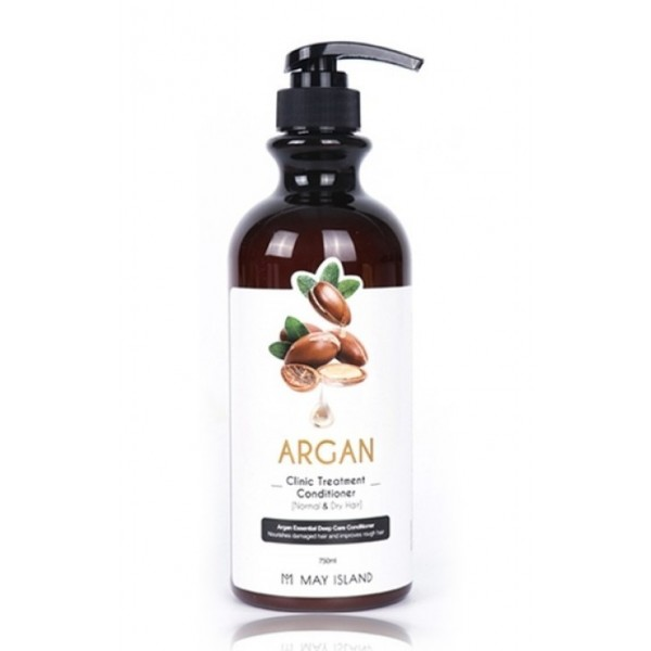 May Island Hair Кондиционер для волос Argan clinic treatment conditioner FOC