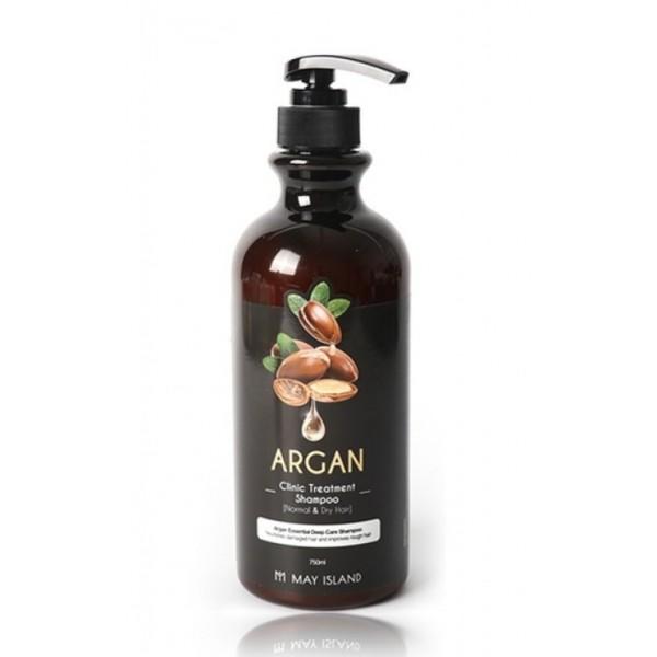 May Island Hair Шампунь для волос Argan clinic treatment shampoo FOC