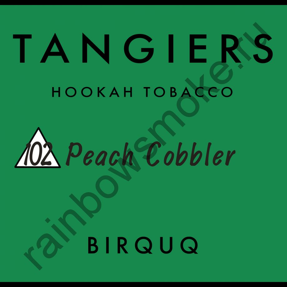 Tangiers Birquq 250 гр - Peach Cobbler (Персиковый Коблер)