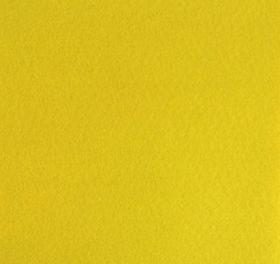 фетр  ЖЕЛТЫЙ  ТМ РУКОДЕЛИЕ размер 21*29,7 см ТОЛЩИНА НА ВЫБОР плотность 180 мягкий