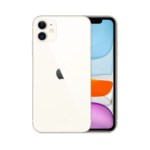 Apple iPhone 11 64 ГБ Белый
