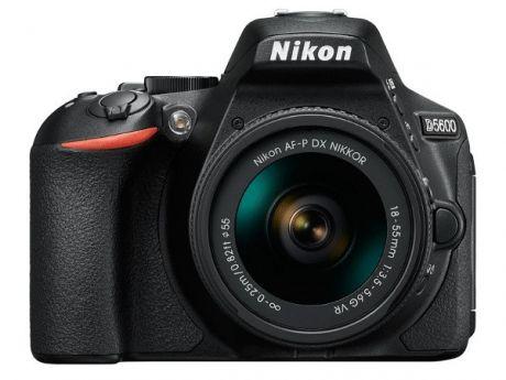 Фотоаппарат Nikon D5600 Kit 18-55 mm AF-P DX VR