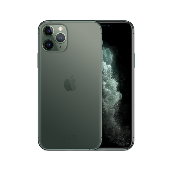 Apple iPhone 11 Pro 512 ГБ Темно-зеленый