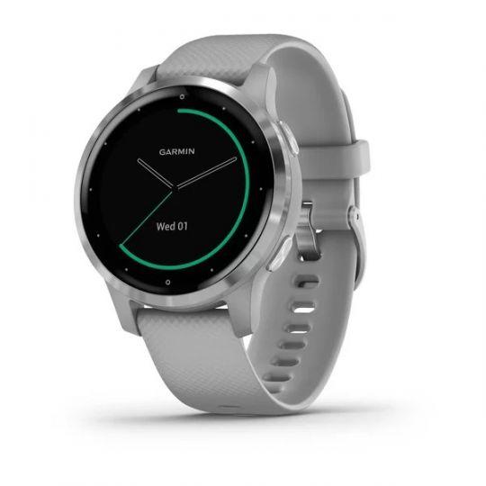 Часы Garmin Vivoactive 4s серые