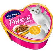 Vitakraft POESIE Консерва для кошек в соусе курица и овощи, 85г