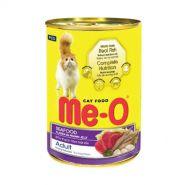 Me-O Консерва для кошек морепродукты в желе, 400г