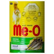 Me-O Консерва для кошек Сардины в желе, 400г