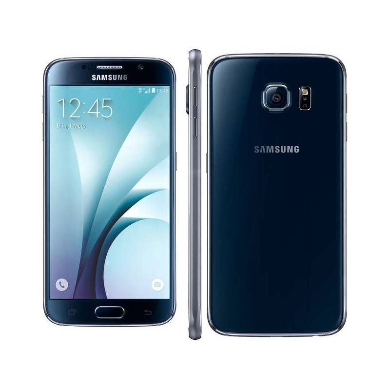 Смартфон Samsung Galaxy S6 32GB LTE Black