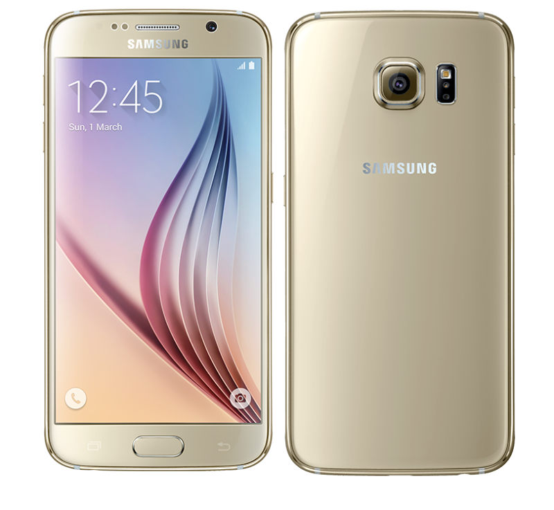 Смартфон Samsung Galaxy S6 32GB LTE Gold