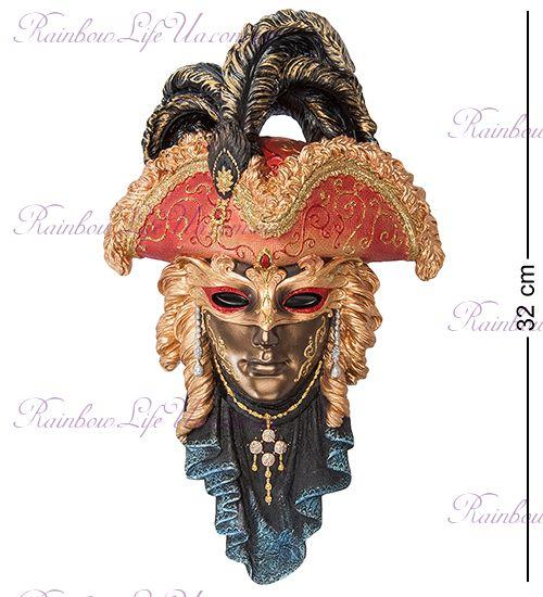 """Венецианская маска Треуголка """"Veronesе"""""""