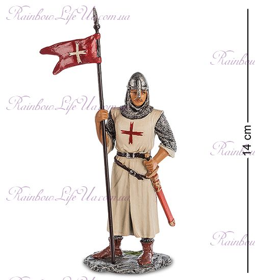 "Статуэтка рыцарь крестоносец ""Veronesе"""
