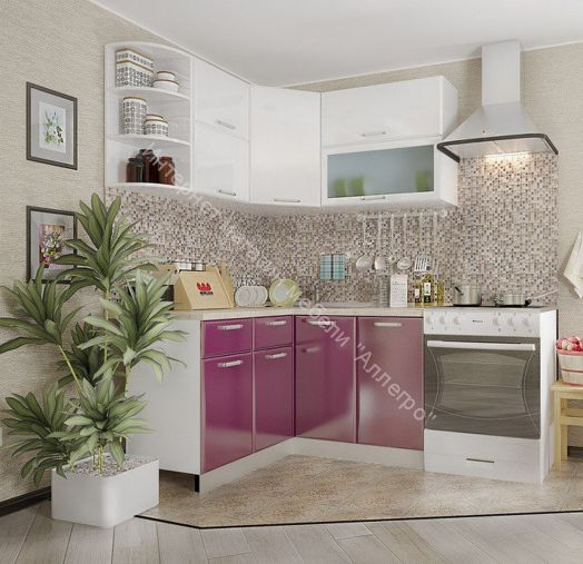 Кухонный гарнитур Яна (модульный) (140-140) угловой