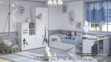 "Детская комната ""Трио Бонжур"""