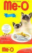 """Me-O Сухой корм для кошек """"Макрель""""  (35шт*200г) 7кг"""