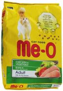 """Me-O Сухой корм для кошек """"Курица с овощами"""" (35шт*200г) 7кг"""