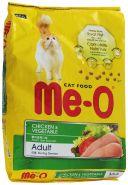 "Me-O Сухой корм для кошек ""Курица с овощами"" 1,2 кг"