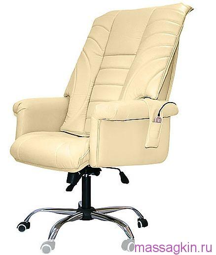 Офисное массажное кресло EGO Magnat EG1004 Комбинированная кожа стандарт