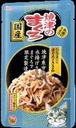 "Aixia Yaizu-no-Maguro Влажный корм для кошек ""Тунец, куриное филе и ширасу в желе"" 60г."