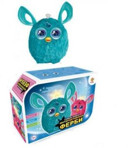 Интерактивная игрушка Фёрби Бирюзовый