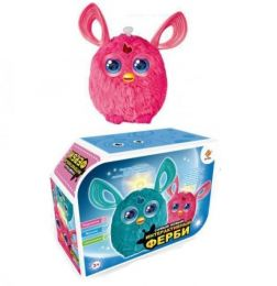 Интерактивная игрушка Фёрби Розовый