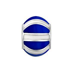 Подвеска-шарм из серебра с эмалью 94031063 SOKOLOV
