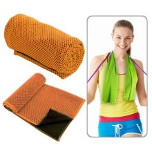 Охлаждающее полотенце Chill Mate Instant Cooling Towel, Оранжевый