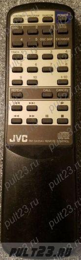 JVC RM-SX254U, XL-254, SL-FX258