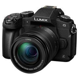 Фотоаппарат со сменной оптикой PANASONIC Lumix DMC-G80 Kit 12-60mm