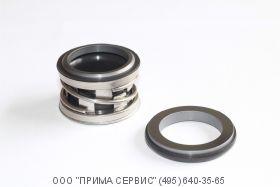 Торцевое уплотнение  25mm T2100S GGR1C1