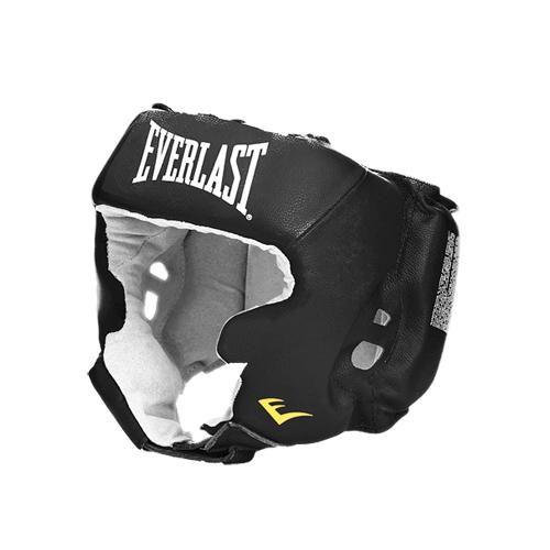 Шлем боксёрский Everlast с защитой щек USA Boxing черный, р. XL, артикул  620601U