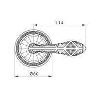 Ручка Mestre 0R6234. схема