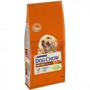 DOG CHOW Mature Adult Lamb Корм для собак старшего возраста (5-9 лет) с ягненком (14 кг)