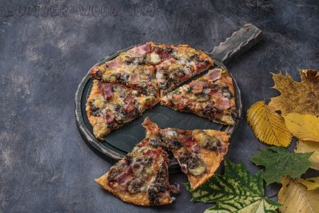 Доска для подачи пиццы. Арт. 1712