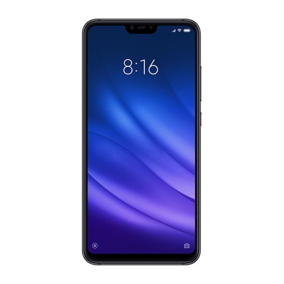 Xiaomi Mi 8 Lite 4/64 ГБ (черный)