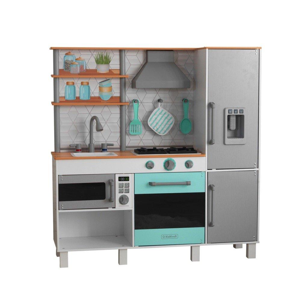 Деревянная кухня Gourmet Chef Kitchen Play KK53421