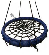 """Подвесные качели """"паутинка"""" диаметром 100 см KIDGARDEN"""